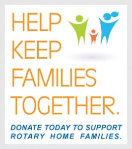 Keep families together - donate to the Ottawa Rotary Home
